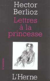 Lettres a la princesse - Couverture - Format classique