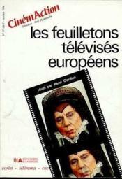 CINEMACTION N.57 ; les feuilletons télévisés européens - Couverture - Format classique
