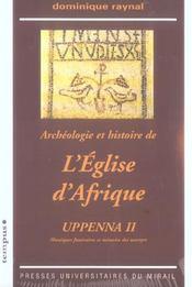 Archeologie et histoire de l'eglise . uppenna ii - Intérieur - Format classique