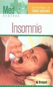 Insomnie - Intérieur - Format classique