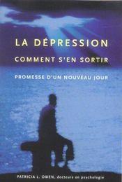 La depression - comment s'en sortir - promesse d'un nouveau jour - Intérieur - Format classique