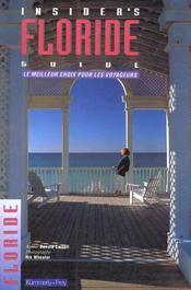 Insider'S Floride - Intérieur - Format classique