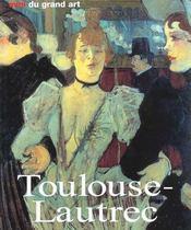 Les Minis Du Grand Art ; Toulouse-Lautrec - Intérieur - Format classique