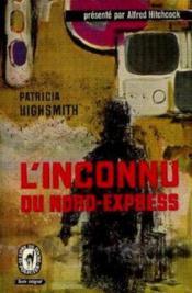 L'inconnu du nord express - Couverture - Format classique