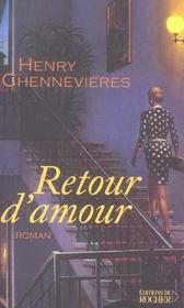Retour d'amour - Intérieur - Format classique