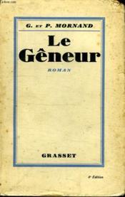 Le Geneur. - Couverture - Format classique