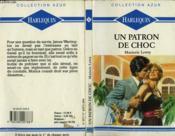 Un Patron De Choc - A Kiss Is Still A Kiss - Couverture - Format classique