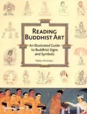 Reading Buddist Art (Paperback) /Anglais - Couverture - Format classique