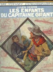 Les Enfants Du Capitaine Grant - 2° Partie - Couverture - Format classique