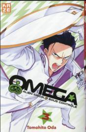 Omega t.3 - Couverture - Format classique