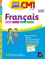 Chouette ; français ; CM1 - Couverture - Format classique