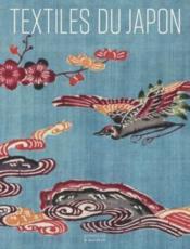 Textiles du Japon - Couverture - Format classique