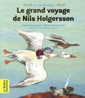 Le grand voyage de Nils Holgersson - Couverture - Format classique