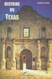 Histoire Du Texas - Couverture - Format classique