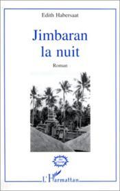 Jimbaran La Nuit - Couverture - Format classique