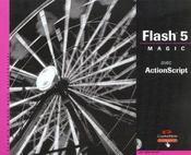 Adobe flash 5 avec actionscript magic - Intérieur - Format classique