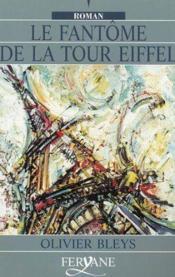 Le fantome de la tour eiffel - Couverture - Format classique