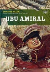 Ubu roi t.2 ; ubu amiral - Couverture - Format classique