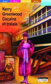 Cocaine et tralala - Couverture - Format classique