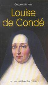 Louise De Conde - Intérieur - Format classique