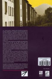 Cités ouvrières en devenir ; ethnographies d'anciennes enclaves industrielles - 4ème de couverture - Format classique