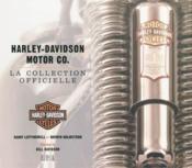 Harley-Davidson motor co ; la collection officielle - Couverture - Format classique