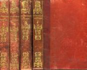 Galerie Des Contemporains Illustres, Par Un Homme De Rien, 4 Tomes - Couverture - Format classique