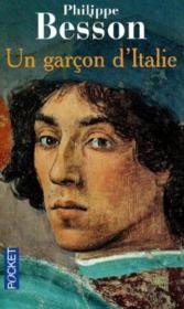 Un garçon d'Italie - Couverture - Format classique