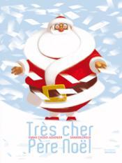 Très cher père Noël - Couverture - Format classique