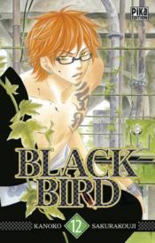 Black bird t.12 - Couverture - Format classique