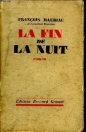La Fin De La Nuit. - Couverture - Format classique