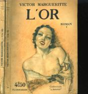 L'Or. Collection : L'Amour N° 21 Et 22. - Couverture - Format classique