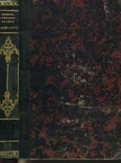 Galerie Chretienne Ou Abrege De L'Histoire Des Vrais Temoins De La Verite De L'Evangile. Tome 1. - Couverture - Format classique