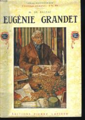 Eugenie Grandet - Couverture - Format classique
