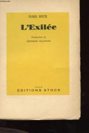 L'Exilee - Couverture - Format classique