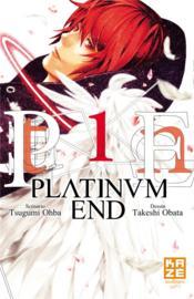Platinum end T.1 - Couverture - Format classique