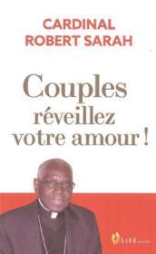 Couples, réveillez votre amour ! - Couverture - Format classique