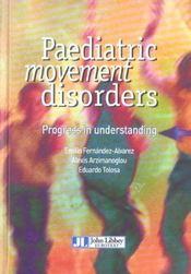 Paediatric Movement Disorders - Intérieur - Format classique