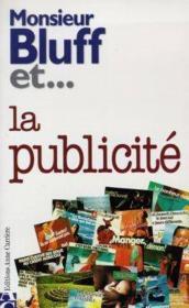 Monsieur Bluff Et La Publicite - Couverture - Format classique