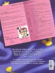 Harry Cover t.1 ; l'ensorcelante parodie - 4ème de couverture - Format classique