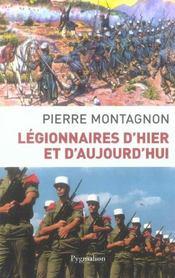 Légionnaires d'hier et d'aujourd'hui - Intérieur - Format classique