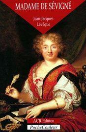 Madame de Sévigné - Intérieur - Format classique