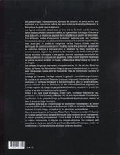 Le Geste Kongo - 4ème de couverture - Format classique