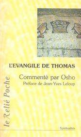 L'évangile de Thomas - Intérieur - Format classique