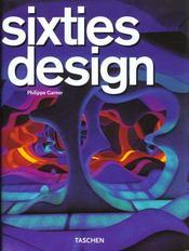 Sixties design-trilingue - Intérieur - Format classique