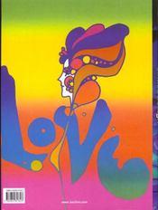 Sixties design-trilingue - 4ème de couverture - Format classique