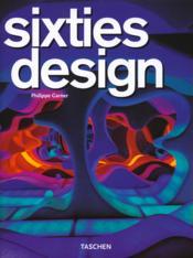 Sixties design-trilingue - Couverture - Format classique
