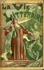 Henri Lavedan. La Vie Litteraire. - Couverture - Format classique