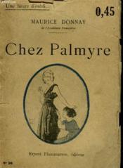 Chez Palmyre. - Couverture - Format classique