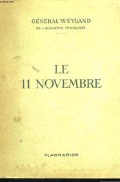 Le 11 Novembre. - Couverture - Format classique